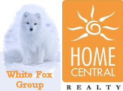 White Fox & Home Central Logo